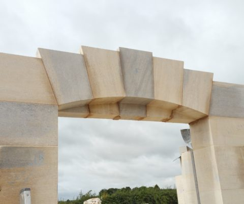 Constructing the Arch